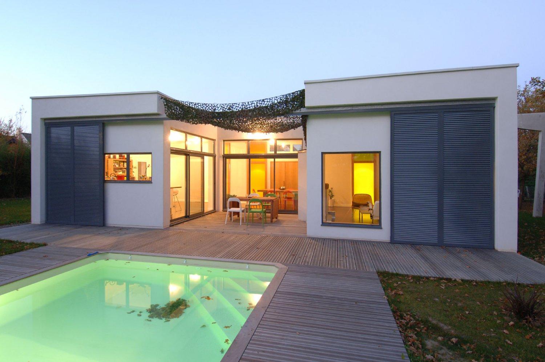 Maison Bioclimatique Piriac