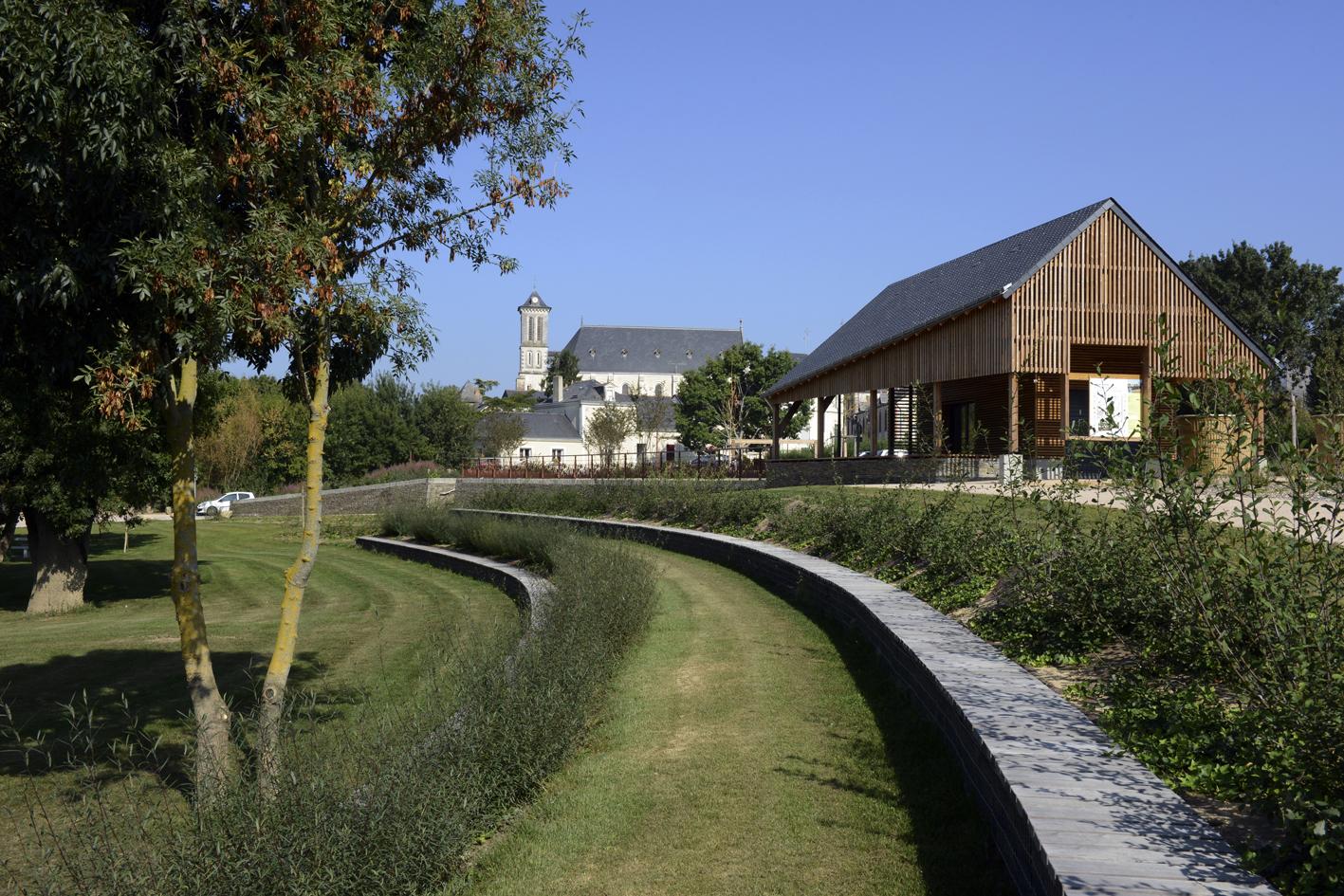 Reportage, paysage, urbanisme, Cantenay-Epinard